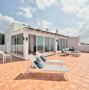 Marbella House On Golden Mile 100M2 Roof Sun Terrace 180 Degree Sea View - Sleeps 10 - Close To Marbella And Puerto Banus photos Exterior