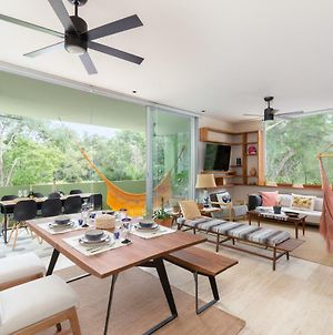 Casa Marisol 2Br Apartment - With Jungle Views And A Cenote In Your Backyard! photos Exterior