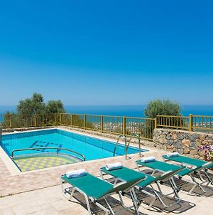 Villas Ioanna & Stavros, Stunning Views! photos Exterior