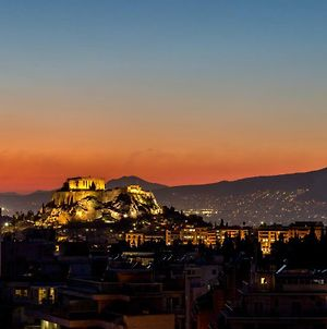 Acropolis View & Rooftop In The Heart Of Athens photos Exterior