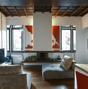In Trastevere Loft With Pool photos Exterior
