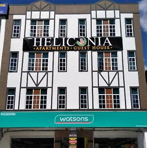 Heliconia Apartments & Guest House photos Exterior
