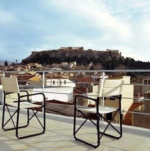 Apartment With Rooftop Terrace & Acropolis View photos Exterior