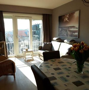 Charming Apartment Direct Access Beach Blankenberge photos Exterior