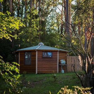 Funky Yurt On Acreage photos Exterior