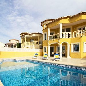 4-Bedroom Villa Mikaela With The Swimming Pool In Calpe photos Exterior