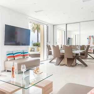 Brand New Modern And Design Housing On The Beach, Close To Cannes Center photos Exterior