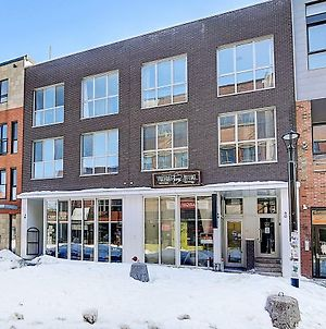 Montreal Quartier Des Spectacles #203- By Le Lovely Homes photos Exterior