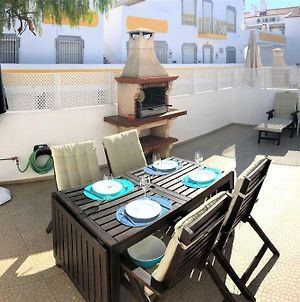 2Br W/ Terrace, A/C And Wifi Near The Beach, In Altura photos Exterior