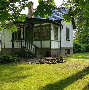 Mini-House With Garden In Jurmala photos Exterior