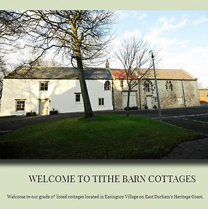 Tithe Barn Cottages photos Exterior