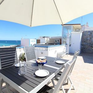 Beach House W/ Bigterrace & Sea View In Old Town Albufeira photos Exterior