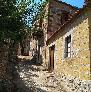 Isida'S Traditional Stone House With Inside Yard photos Exterior