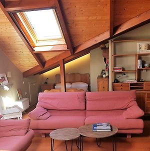 Country Style Attic In The Heart Of Preveza photos Exterior