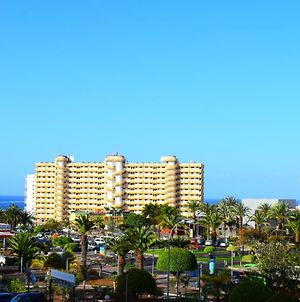 Sunny Summerland Los Cristianos, Ap With City And Ocean View photos Exterior