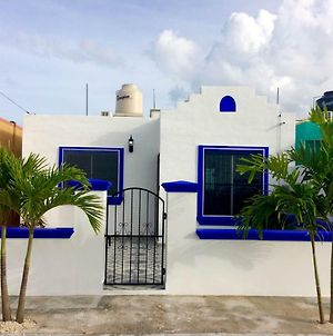 Casa Luna W Private Swimming Pool, Mexico! Walk To Xcacel Beach And Cenotes photos Exterior