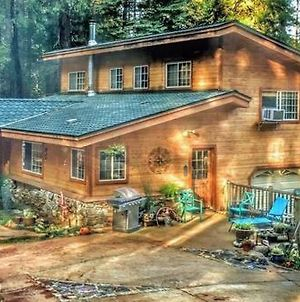 A Lovely Cabin House With Two Master Suites And Hot Tub! photos Exterior