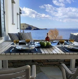 Aqua Blue, Only 100 Meters From The Beach Of Gialiskari photos Exterior