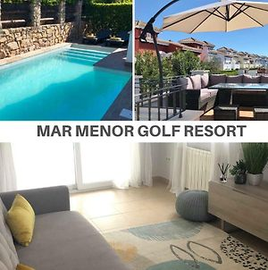 Modern Villa With Own Pool On Mar Menor Golf Resort photos Exterior