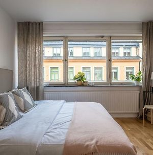 Comfortable Newly Renovated Studio At Kungsholmen photos Exterior