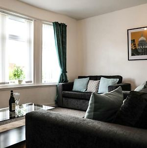 Glasgow, Bright 2-Bed Flat, 5 Mins To City Centre photos Exterior