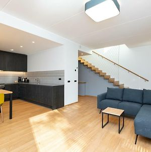 Self-Check-In 3 Bedroom Apartment With Sauna And Balconies photos Exterior