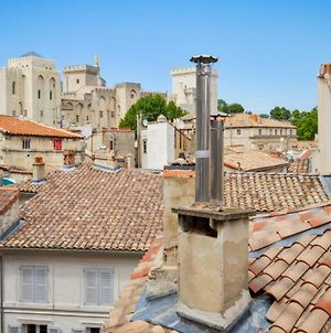 Large Flat In The Heart Of Avignon View On Palais Des Papes - Welkeys photos Exterior
