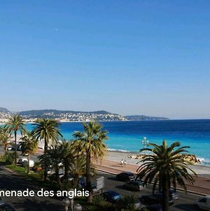 Sea View - Nice - Promenade Des Anglais - 100M2 - 3 Bedrooms - 6 Persons - Standing photos Exterior