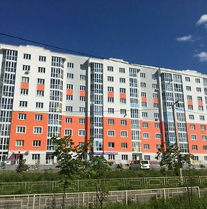 Apartments on Ул. Кудряшова photos Exterior