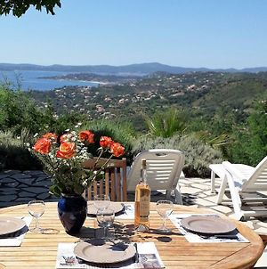 Beautiful Gulf Of St Tropez Mazet With Large Terrace, Private Area photos Exterior