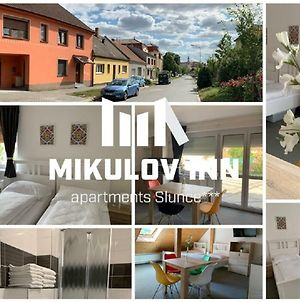 Mikulov Inn Apartments Slunce photos Exterior