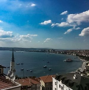 Awesome Apartment With Sea Veiw In Istanbul photos Exterior