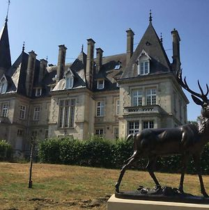 Chateau De La Breviere Luxusappartment Mit Pool Nahe Paris photos Exterior