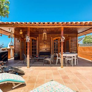 Camping House Private Terrace Common Pool photos Exterior