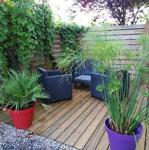 Appart Terrasse Vegetale Bord Plages Bassin photos Exterior