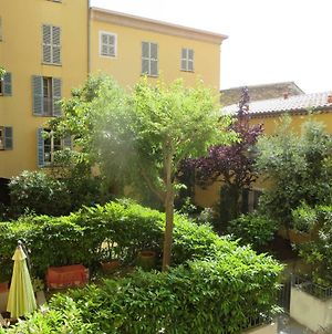 Vieux Nice, Grand 2 Pieces Sur Jardins, Loggia, Parking, Calme photos Exterior
