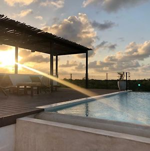 Apartment In Tulum / Infinity Rooftop Pool photos Exterior