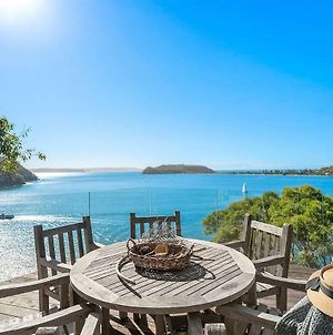 Cape Mackerel Cabin With Magic Palm Beach & Pittwater Views photos Exterior