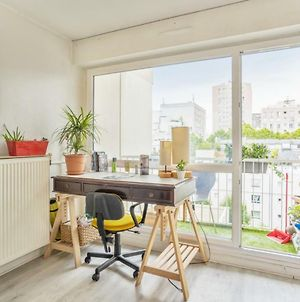 Bright Studio With Terrace Close To Belleville And Menilmontant - Welkeys photos Exterior