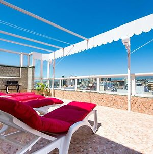 Rentandhomes Los Boliches Penthouse Beach photos Exterior