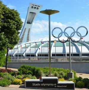 The Olympic Montreal- Next To Botanical Gardens & Olympic Stadium photos Exterior