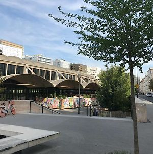 Duplex Atypique Paris 13 Station F Bercy photos Exterior