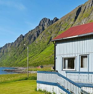 Five-Bedroom Holiday Home In Skaland photos Exterior