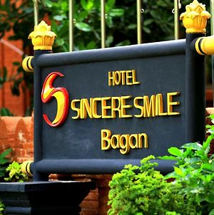 Hotel Sincere Smile Bagan photos Exterior