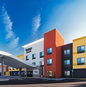 Fairfield Inn & Suites By Marriott Fresno Yosemite International Airport photos Exterior