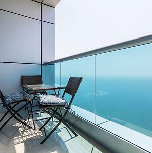 Top Floor Luxury 2Br Beach Apartment With Full Sea View photos Exterior