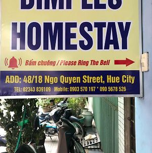 Dimpless Homestay photos Exterior