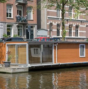 Cozy Houseboat In A Quiet Canal photos Exterior