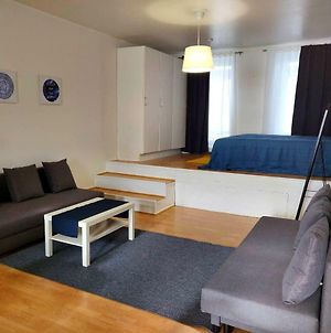 Spacious 44M2 Studio Apartment In Helsinki City Center photos Exterior