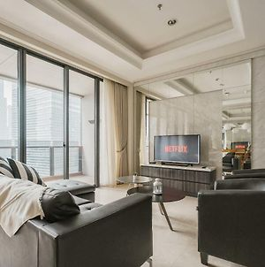 District 8: Luxurious And Spacious Apartment At Scbd / Senopati photos Exterior